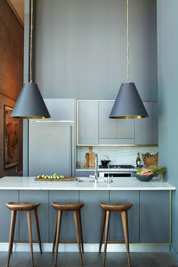 Small Modern Kitchens: Beautiful Kitchen Design