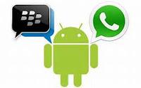 BBM WhatsApp MOD 1