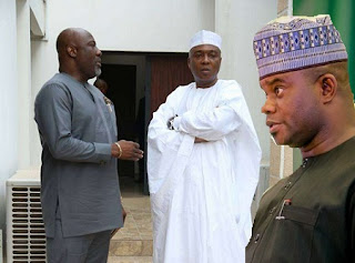 Dino Melaye's Recall: Saraki Under Pressure