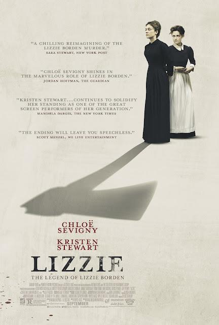 Lizzie (2018) Movie Poster