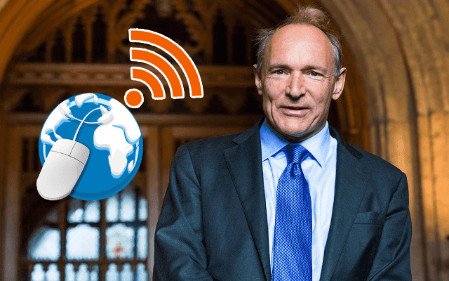 Internet inventor Berners-Lee launches a new, certain Internet that you will like