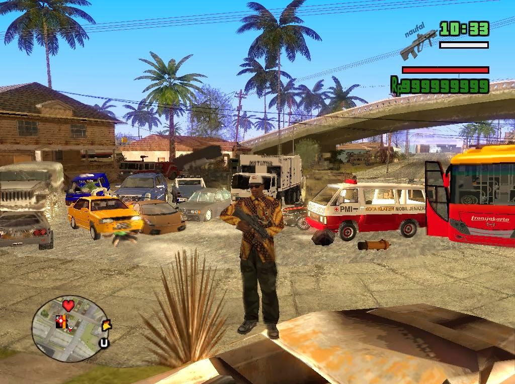 GTA Extreme Indonesia Full Versi 5.0
