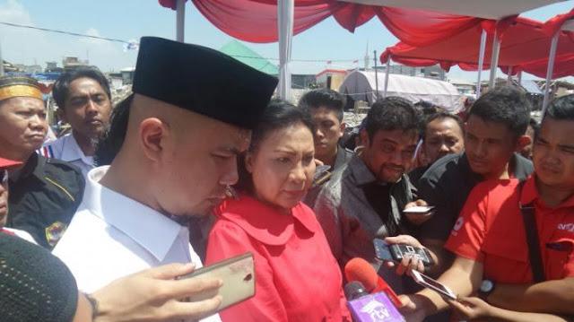 Dhani Minta SBY Rayu Wiranto Tolak Ahok, Hanura: Bukti Ketakutan dan Ketidakmampuan Saingi Ahok
