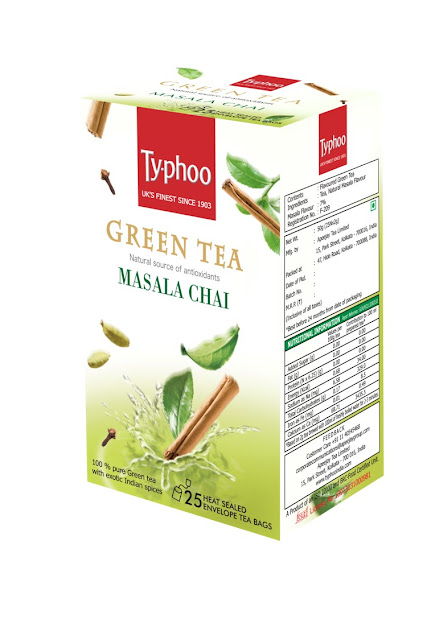 Green tea masala