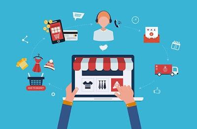 cách dễ dàng để bán hàng online