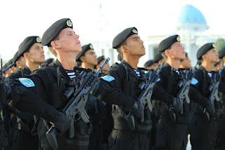 Angkatan Bersenjata Turkmenistan