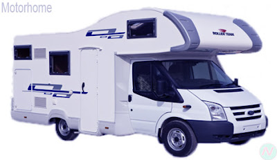 motor-home, rv, recreational vehicle, camper van