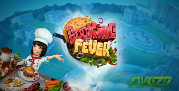 Download Cooking Fever Mod Apk Terbaru Unlimited Coin, Gems