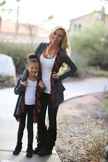 Baju Couple Cantik Ibu dan Anak 20003