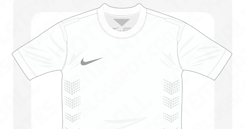 [SHIRT] 2014 WC Nike Shirt Template (Standard) (Updated!)