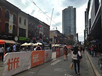 TIFF Toronto International Film festival