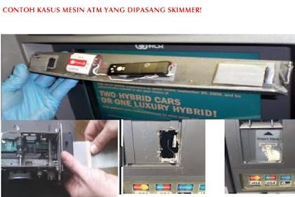 9 Tips Aman Transaksi di ATM Supaya Tidak Kena Skimming