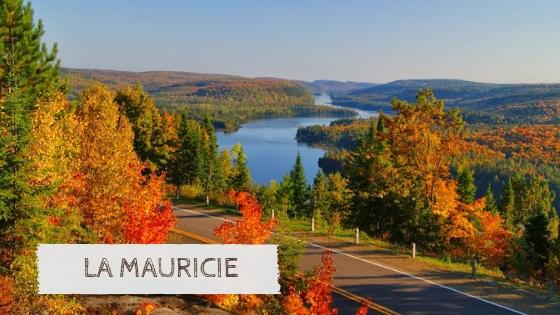 Mauricie, automne, tourisme, couleur, chalet, montagne, local