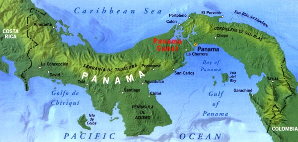 Nothin Sez Somethin Panama - Where is panama