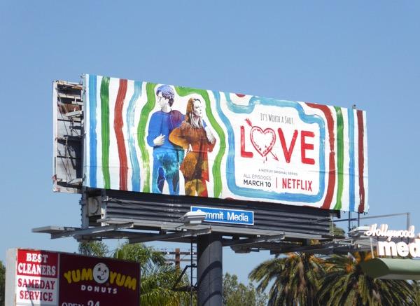 Love season 2 billboard