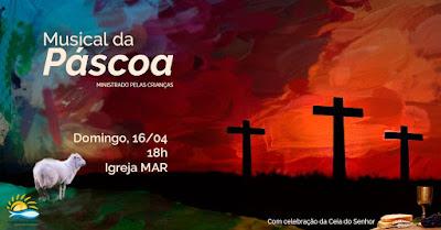 MINISTRAÇÃO DAS CRIANÇAS DO MAR