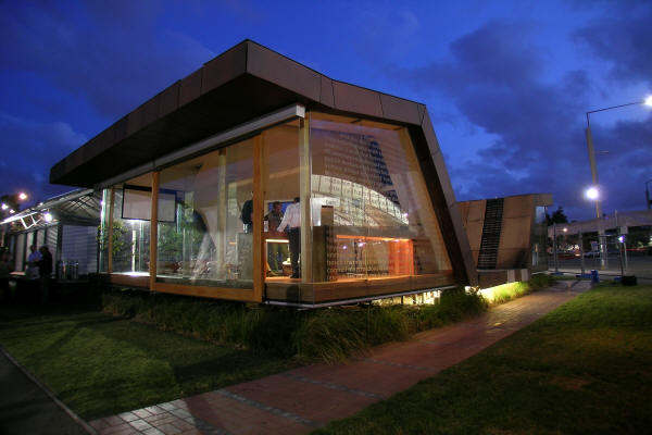Sustainable Design House Set In Sydney Australia House
