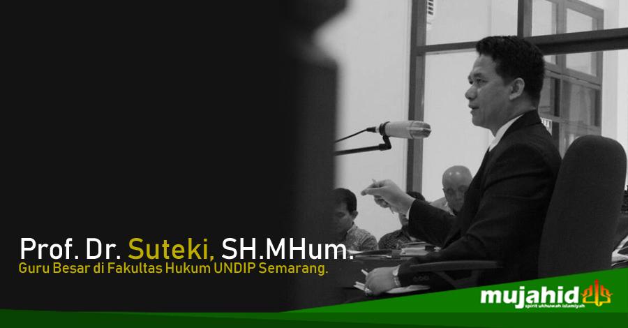 Prof Suteki