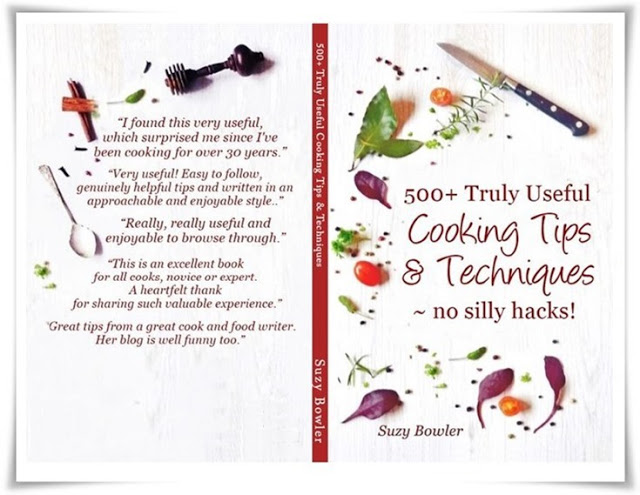 cooking tips techniques hacks