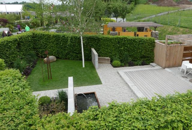 Landesgartenschau Bayreuth 2016 - Beispielgarten