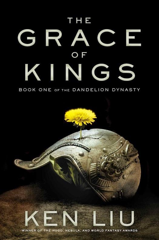 Review: The Grace of Kings by Ken Liu