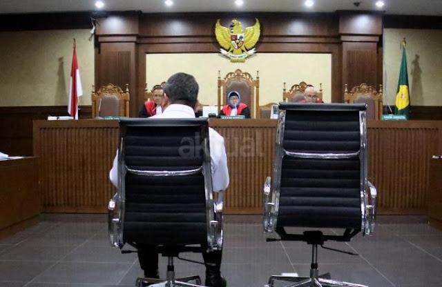 Auditor Utama BPK Divonis Tujuh Tahun Penjara Dari Tuntutan JPU 15 Tahun