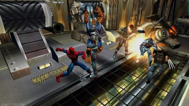 Marvel Ultimate Alliance Free For PC