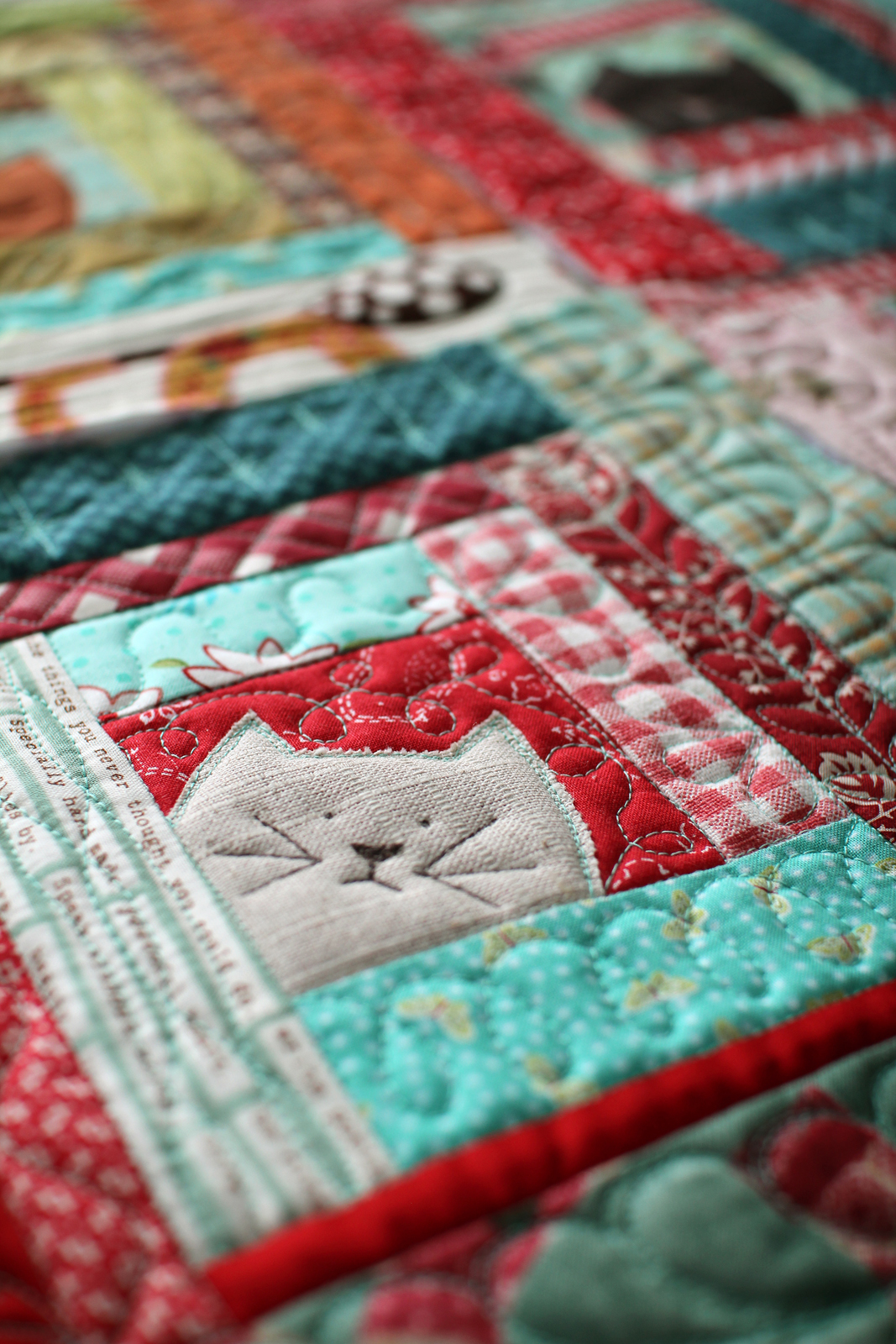 quilt projects You'll find lots of easy quilt patterns that are designed especially for beginners, along with projects that are more challenging with a wide variety of free quilt patterns to choose from, browsing our gallery is sure to be inspiring.