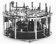 Modelo da Calculadora de Hahn