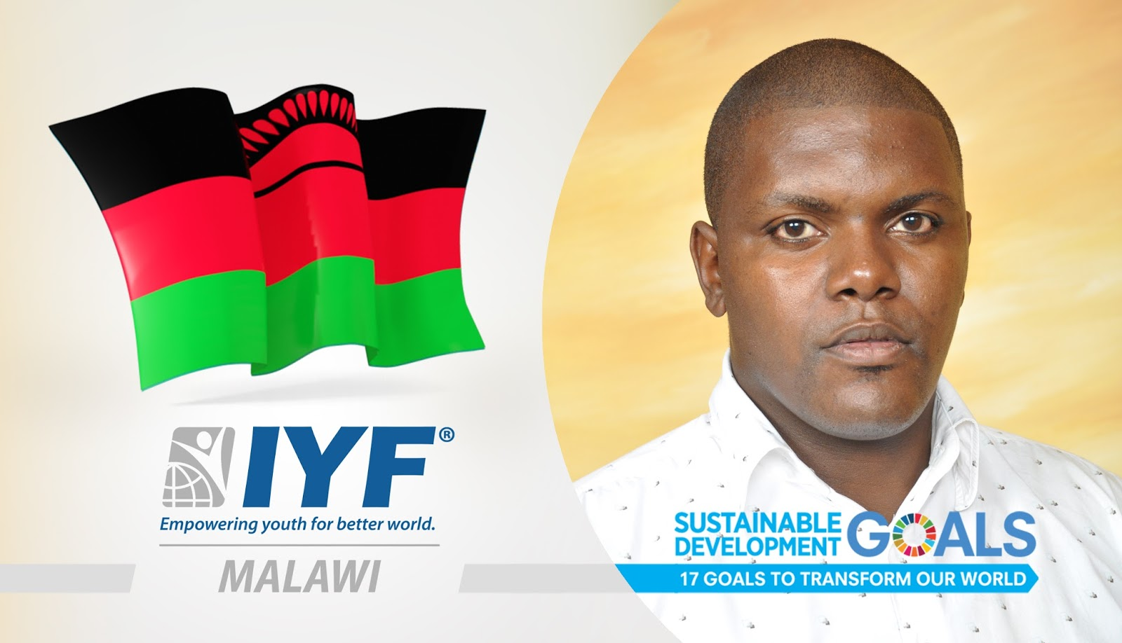 Philip GAMA IYF Representative in Malawi
