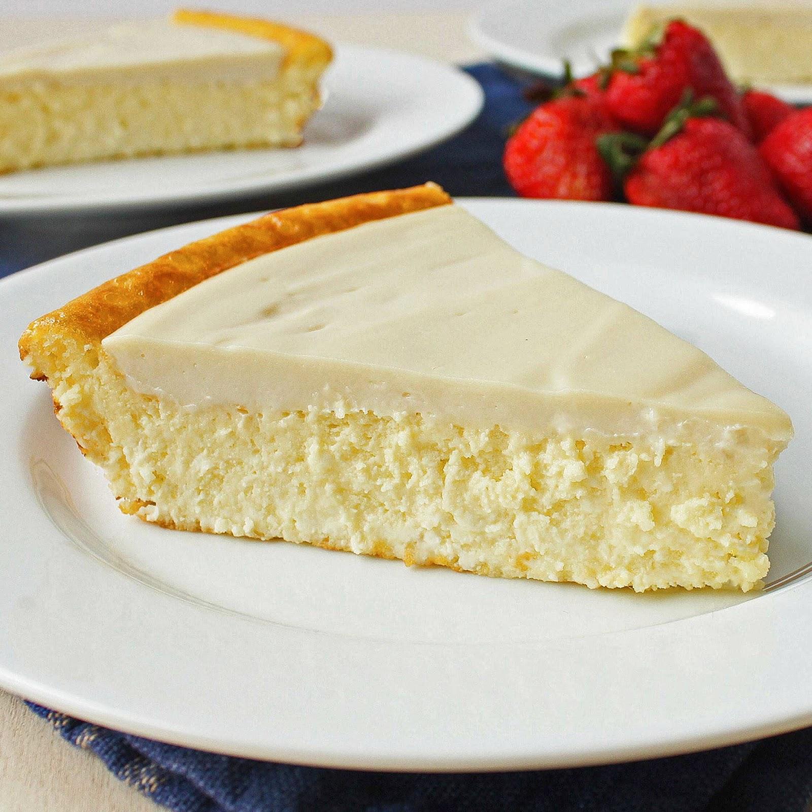 Cheesecake Recipe Dishmaps