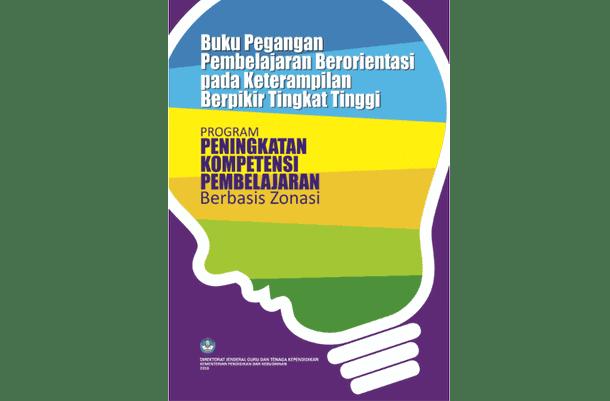 Buku Pegangan Pembelajaran HOTS Tahun 2018