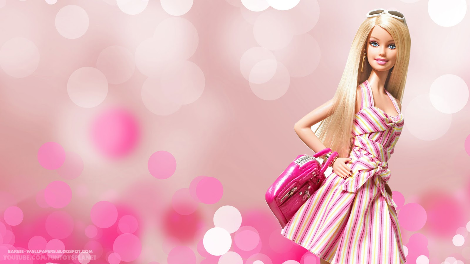 New Simple Girl Wallpaper Barbie Wallpapers Barbie Wallpapers For Girls