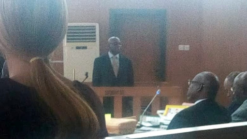 CJN Onnoghen Pleads Not Guilty To All Charges, Granted Bail