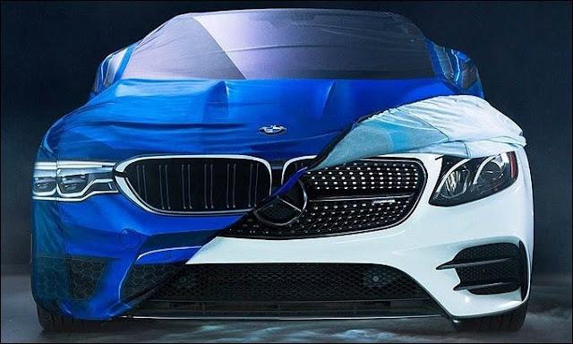 Mercedes E53 hóa trang thành BMW M5