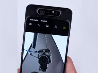 بالتفاصيل: مواصفات هاتف Samsung Galaxy A80