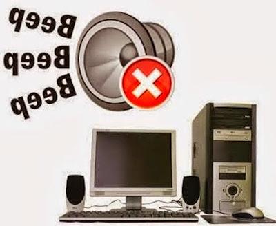 Komputer Sering Muncul Bunyi Beep