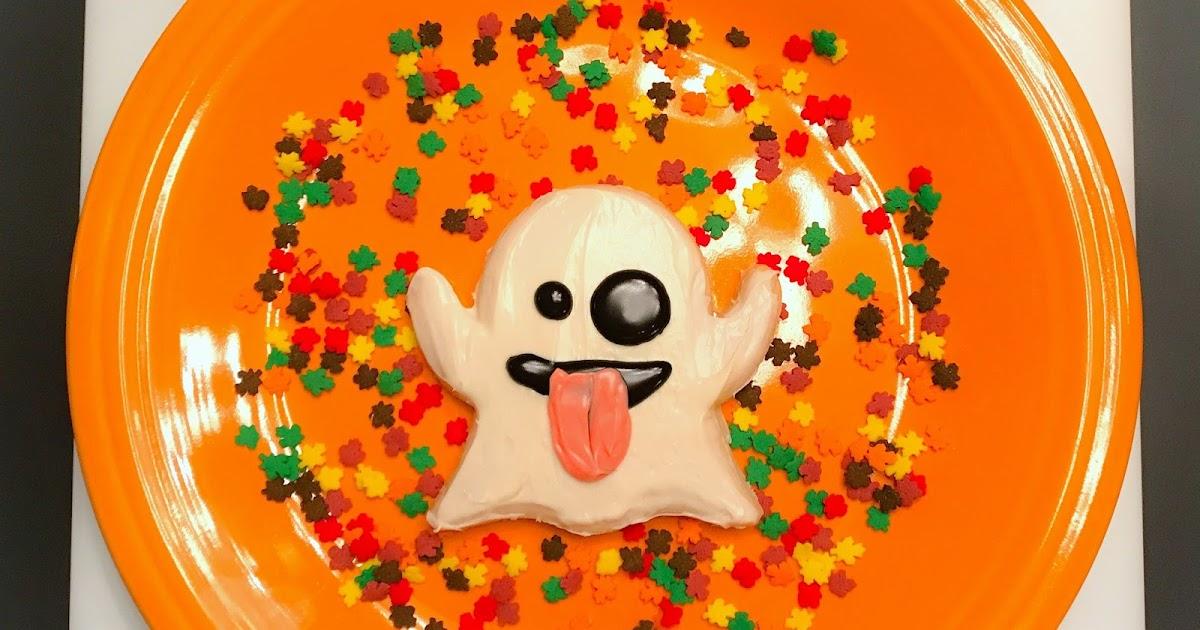 Doo Dah Ghost Emoji Cookie Cutter