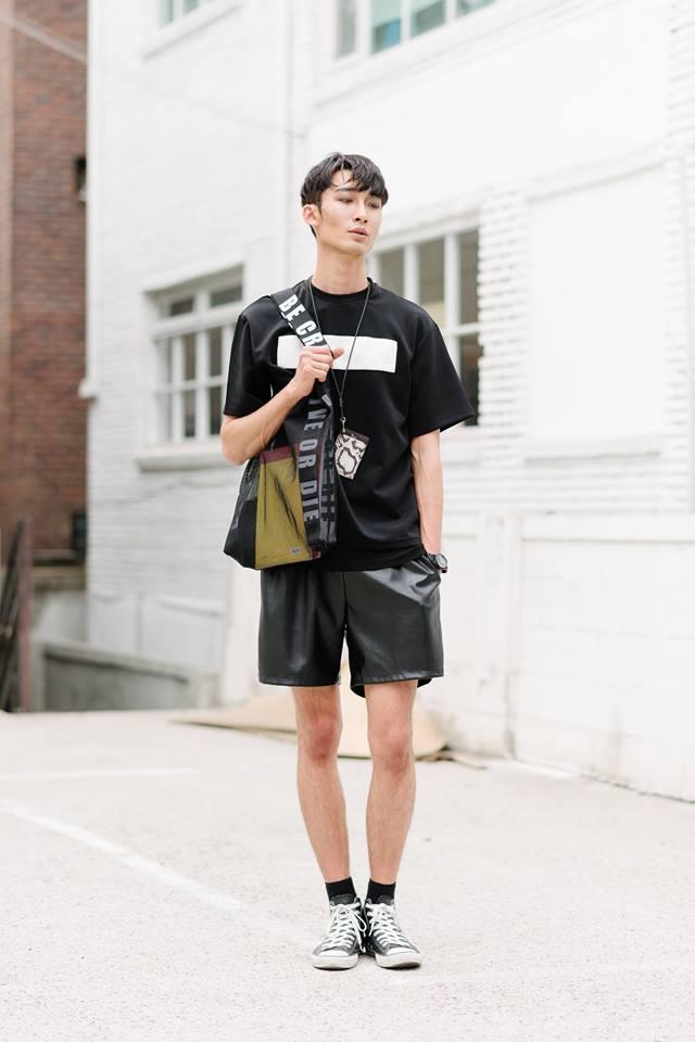 Seoul street fashion - alex finch