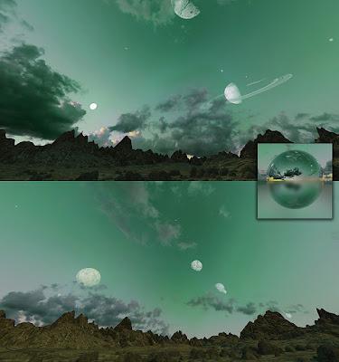 Orestes Iray-HDRI Skydomes - Cassini