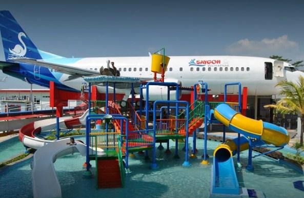 Wisata Pesawat & Air Master Park