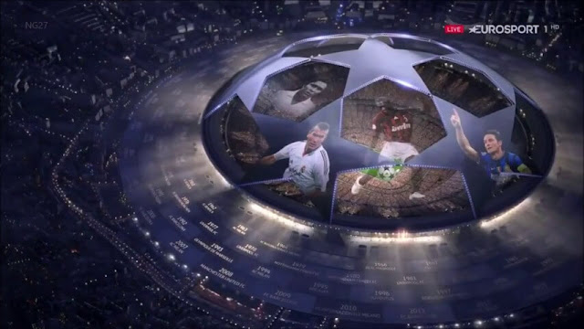 PES 2017 UCL Video Intro & Anthem dari MjTs-140914