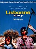 Lisbonne Story, affiche