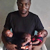 Update! Woman who died after giving birth to triplets buried today in Edo State ...photo