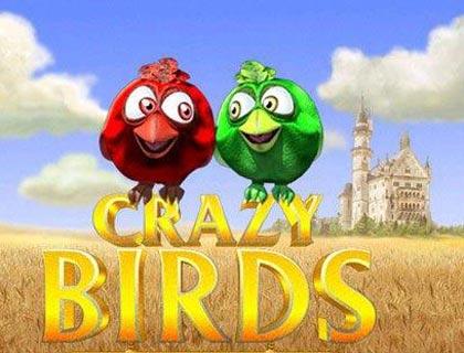 تحميل لعبة التصويب الطيور المجنونة Crazy Birds كاملة ومجانية