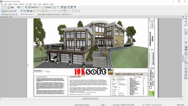 Chief Architect Premier X8 Latest Version Free Download