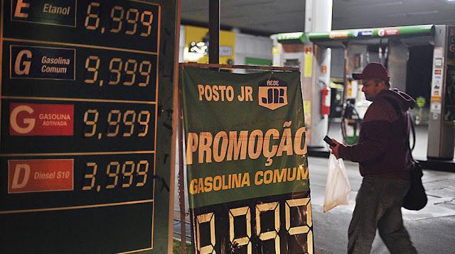Estado de São Paulo vai reduzir os R$ 0,46 do diesel em cima da pauta da fiscal