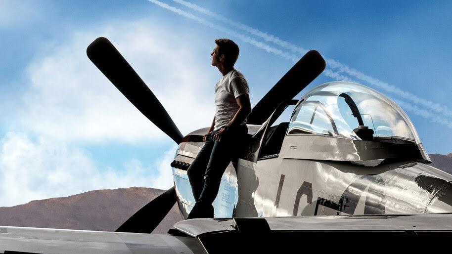Top Gun Maverick, Tom Cruise, 8K, #3.2314