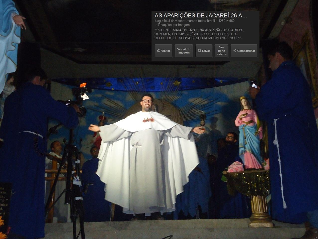 blog oficial. www.jacareiencantado.Marquinho vidente. Santuário das aparições de jacareí . seita católica. photoshop,Amantíssimo Coração, mensageira da paz