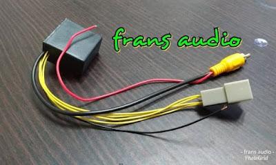 Share wiring kabel kamera mundur Head Unit ex Fortuner ... on